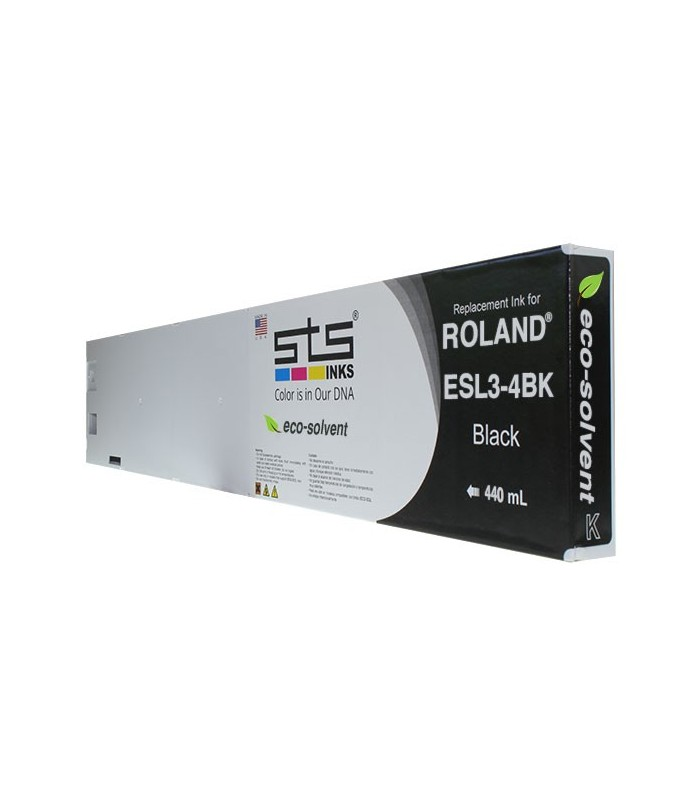 Roland Eco-Sol MAX® ESL3 - Cartouche 440ml - Encre STS INKS