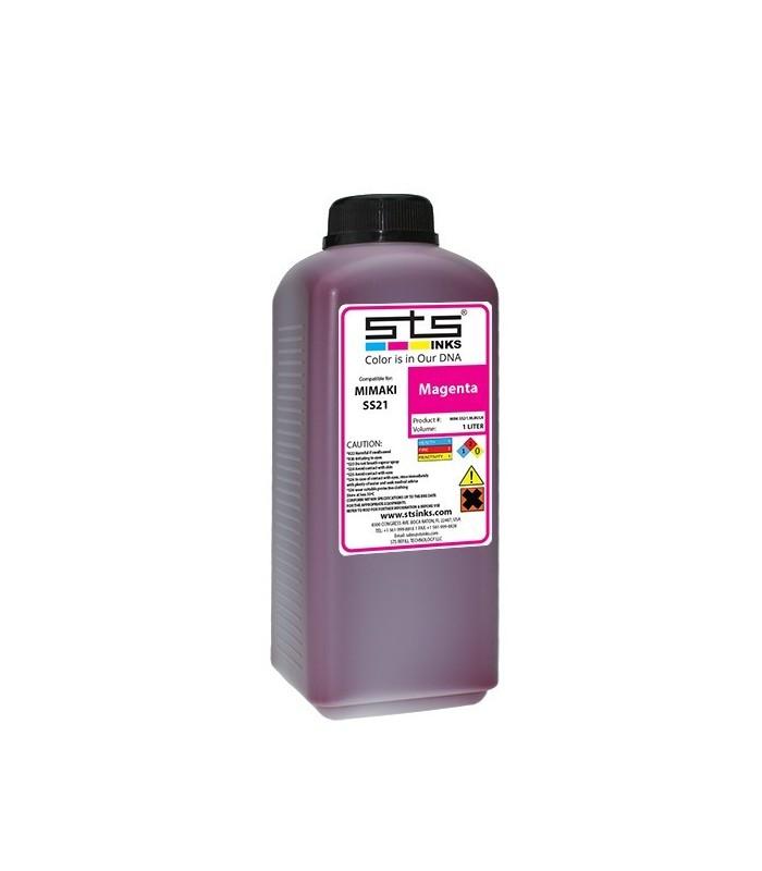 Encre Mimaki SS21 Solvant doux Bidon 1 litre