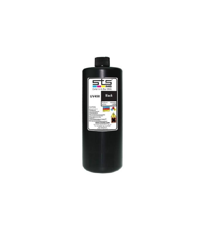 Bidon 1 L encre UV450 pour imprimantes ROLAND et MUTOH et têtes Epson XP600