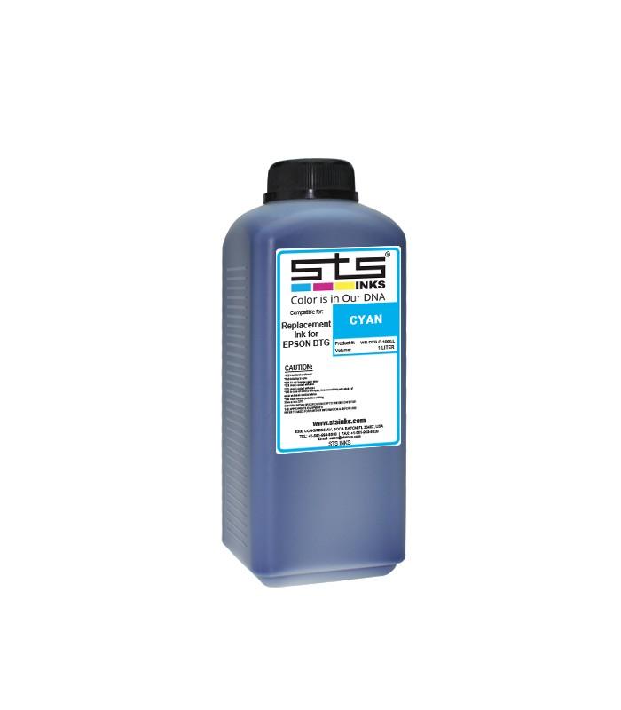 encre de sublimation imprimantes têtes EPSON Bidon 1 litre